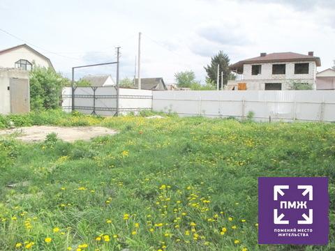 Продам участок ИЖС с недостроенным домом в Заводском районе - Фото 2