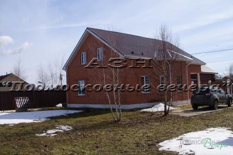 Ярославское ш. 49 км от МКАД, Жучки, Коттедж 148 кв. м - Фото 1