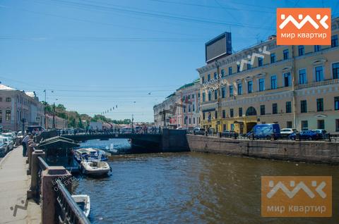 Готовые апартаменты на Мойке - Фото 1