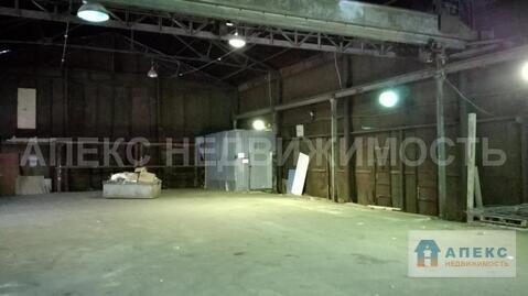 Продажа помещения пл. 418 м2 под склад, производство м. Авиамоторная в . - Фото 2