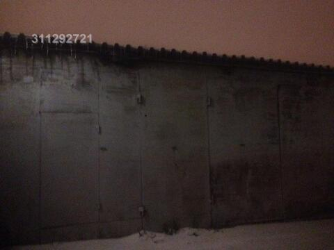 Под автосервис, бокс (2-е ворот), в ГСК 61, отапл. (печь на дизельном - Фото 1