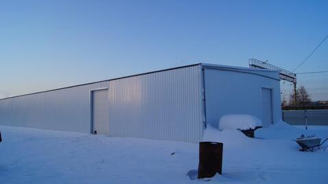 Отапливаемый склад 370 кв.м. - Фото 2