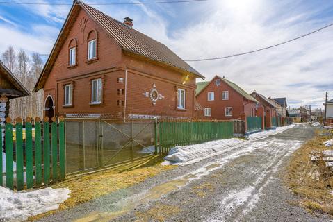 Дом 135кв.м.+10соток земли, 20км от Екатеринбурга. Решеты. СНТ - Фото 3