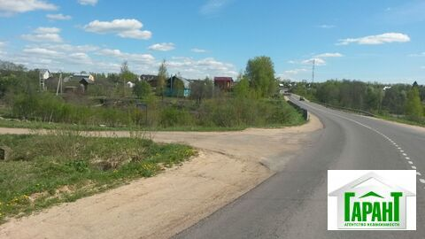 Участок в Клинском районе, деревня Елино - Фото 2