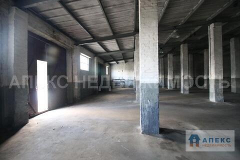 Аренда помещения пл. 621 м2 под склад, производство, Домодедово . - Фото 5