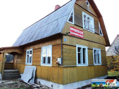Брусовой дом 100 кв. м, 21 сотка, электричество, колодец, хорошая дере - Фото 3