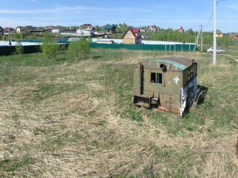 Продается участок, деревня Загорье-2 - Фото 4