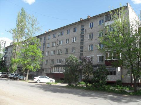 Двухкомнатная квартира: г.Липецк, 4-й Пятилетки улица, д.8 - Фото 1