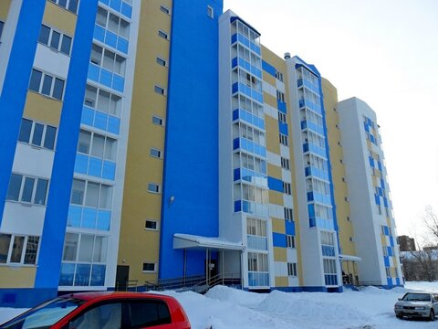 """1-к квартира в 43,3 м2 в ЖК """"Прогресс"""" - Фото 2"""