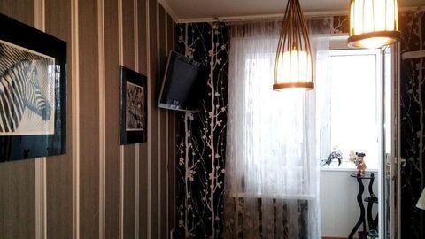 Квартира со стильным дизайнерским ремонтом в Чертаново! - Фото 4