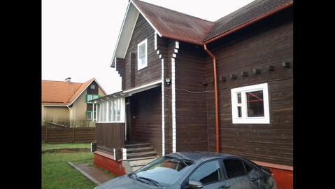 Продается дом в Новой Москве 7 км от МКАД. - Фото 1