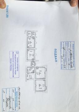 Теплый склад в подвале жилого дома Конева 7 - Фото 1