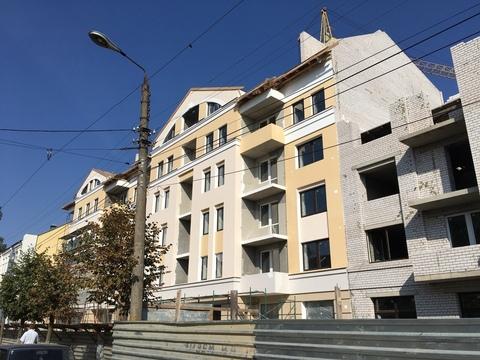 2-х комнатная квартира в новом кирпичном доме в центре Твери! - Фото 1
