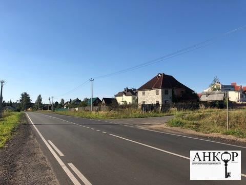 Шикарные участки площадью 15 соток в д. Орлово, 35 км от МКАД - Фото 1