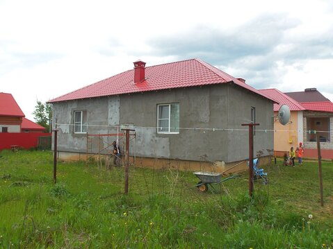 Новый кирпичный дом на участке 7 соток в Иваново - Фото 2