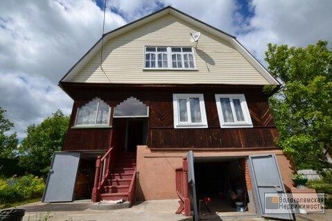 Жилой дом в д.Новопавловское рядом с водоемами(87 км от МКАД) - Фото 1