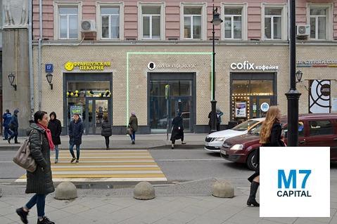 Объявление №55830155: Продажа помещения. Москва, ул. Мясницкая, 17 стр.1,