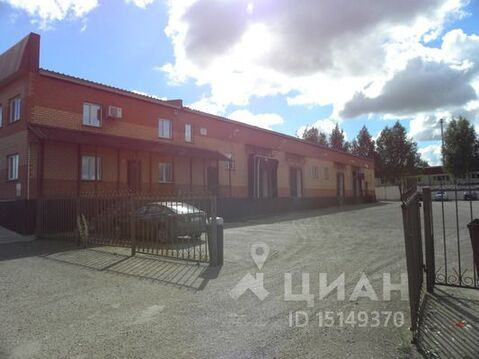 Продажа склада, Нижнекамск, Нижнекамский район, Улица Чистопольская - Фото 2