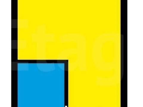 1 100 000 Руб., Продажа однокомнатной квартиры на Варяжской улице, 5 в Кемерово, Купить квартиру в Кемерово по недорогой цене, ID объекта - 319828733 - Фото 1