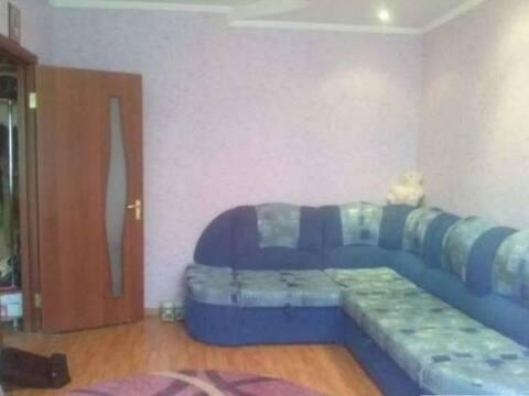 Продажа двухкомнатной квартиры на улице Конева, 1 в Белгороде, Купить квартиру в Белгороде по недорогой цене, ID объекта - 319751863 - Фото 1