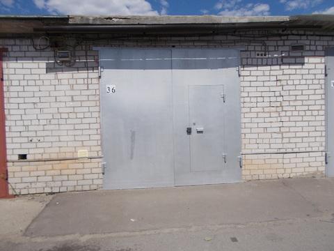 Продаю Гараж, 28 кв.м, Волжский, ГСК Берёзка, ул. Пушкина 101 - Фото 1