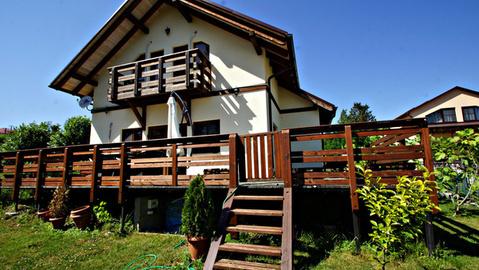 Дом в стиле Шале с видом на море в Адлере возле школы - Фото 5