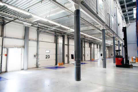 Аренда складского комплекса 4416 кв.м. класса «А» - Фото 5