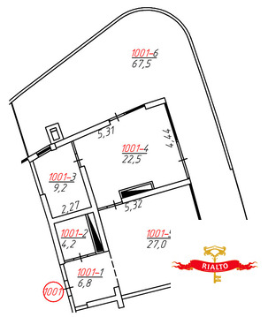 Продажа квартиры, Ялта, Ялтинская улица - Фото 2