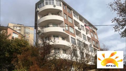 Продажа двухкомнатной квартиры в Гаспре в новом доме. - Фото 5