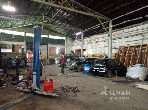 Производственное помещение в Челябинская область, Челябинск ул. . - Фото 1
