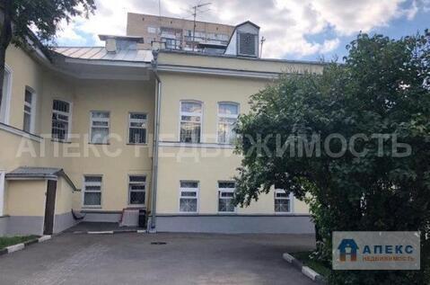 Продажа офиса пл. 572 м2 м. Новокузнецкая в особняке в Замоскворечье - Фото 1