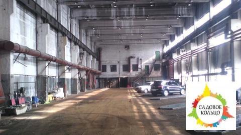 Под произ-во/склад, капитальное строение, неотаплив. /отаплив, выс, - Фото 1