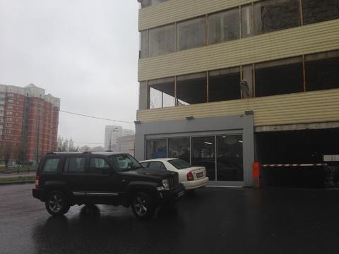 Машино-место в охраняемом паркинге по адресу Куркинское шоссе д. 20, - Фото 3