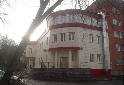 Продается трехэтажное здание в Московской области - Фото 1