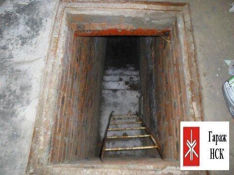 Продам капитальный гараж, ГСК Сибирь № 1516, ул. Пасечная 3 к3 - Фото 5