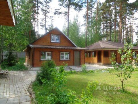 Продажа дома, Сосново, Приозерский район - Фото 1