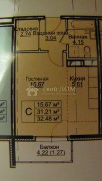 Продажа квартиры, Улица Ковалёвская - Фото 3