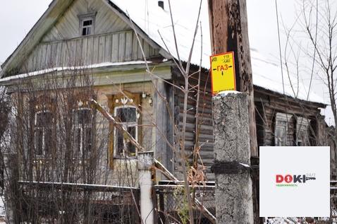 Бревенчатый дом на 30 сотках в экологически чистом районе - Фото 1