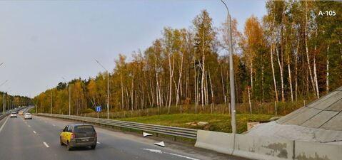 Участок возле аэропорта Домодедово, под придорожную инфраструктуру - Фото 1