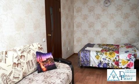 Комната в 2-й квартире в Люберцах, в 10м ходьбы от платформы Ухтомская - Фото 1