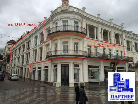 Помещение в Ялте на Набережной Ленина - Фото 1