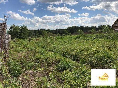 Земельный участок 12 соток в с. Софьино Раменского района - Фото 1