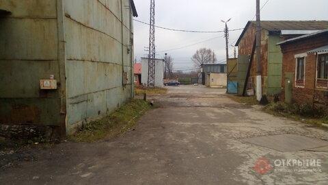 Холодный склад на Алексинском шоссе (550кв.м, кран-балка) - Фото 3