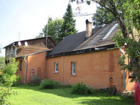 Кирпичный дом 120 кв.м на большом участке 28 соток, ИЖС - Фото 2