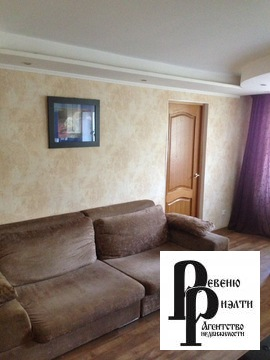 Продаю 3-ком. квартиру с мебелью в центре г. Чехова . Отличное состоян - Фото 4