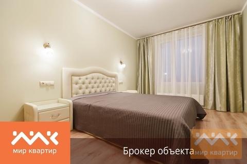 Сдается 3к.кв, Реки Смоленки - Фото 1