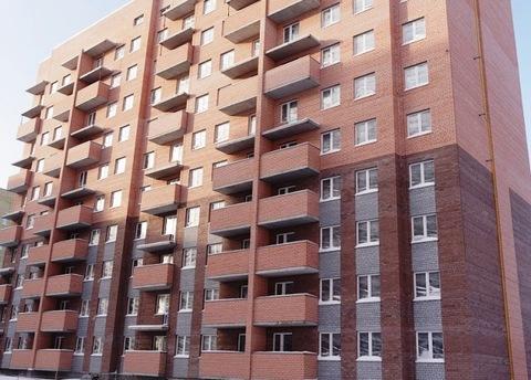 3 комн новый кирпичный дом ул Голышева - Фото 2