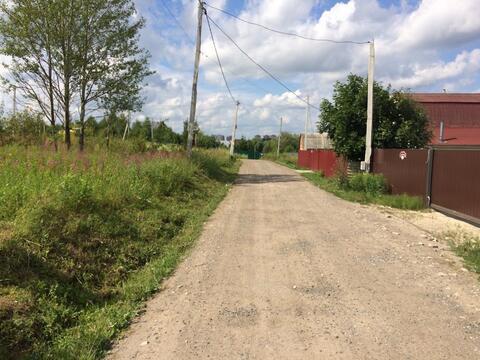 Продажа участка, Солодовка, Чеховский район - Фото 2