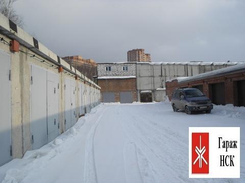 Сдам капитальный гараж. Шлюз. ГСК Норд. Сиреневая 41а, ТЦ Балтийский - Фото 2