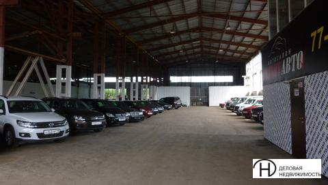 Продается база, производственно - складской павильон - Фото 1